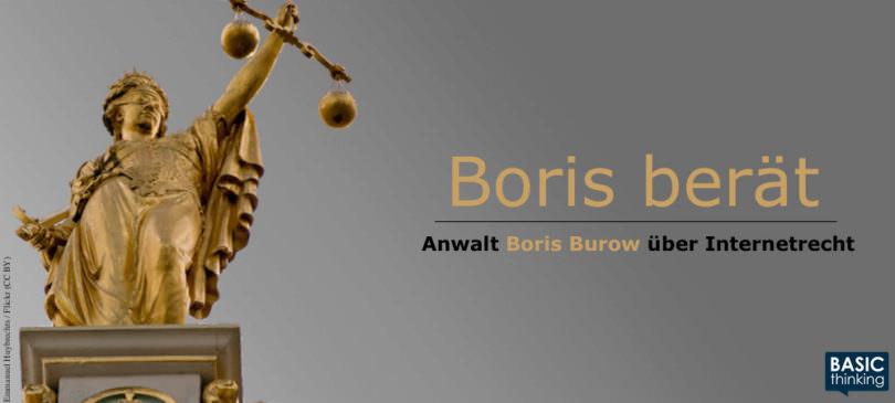 Boris berät