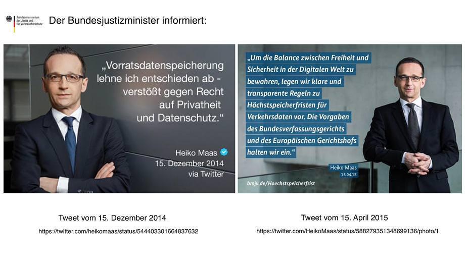 Es gibt nur eine Erklärung: Heiko Maas wurde gehackt. Nicht der Account. Der Minister. – Richard @Gutjahr / Twitter