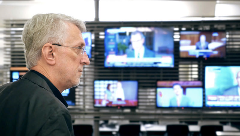 Jeff Jarvis Newsroom