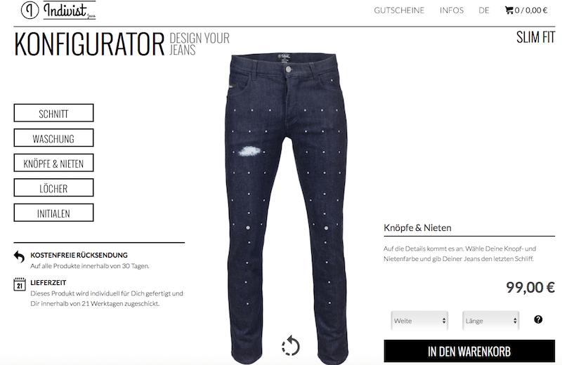 Indivist Jeans