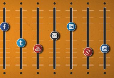 Social Media Aufmerksamkeit