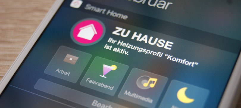 Smart Home Telekom Qivicon