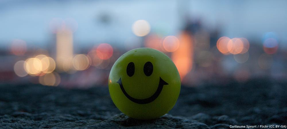 Ohne Smiley kein Witz: Die ungebremste Smileymania tötet sprachliche Raffinesse