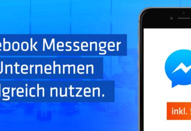 Facebook Messenger für Unternehmen