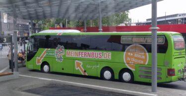 Flixbus in Hannover