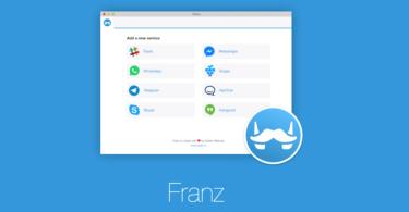 Franz Social Media Zentrale