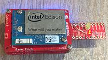 Intel® Edison-Module werden für zahlreiche WSG-Prototypen verwendet.
