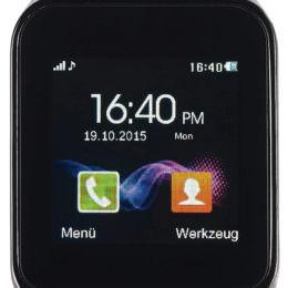 Unabhängig telefonieren und Push-Benachrichtigungen direkt auf die Uhr