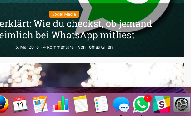 App WhatsApp Windows Mac