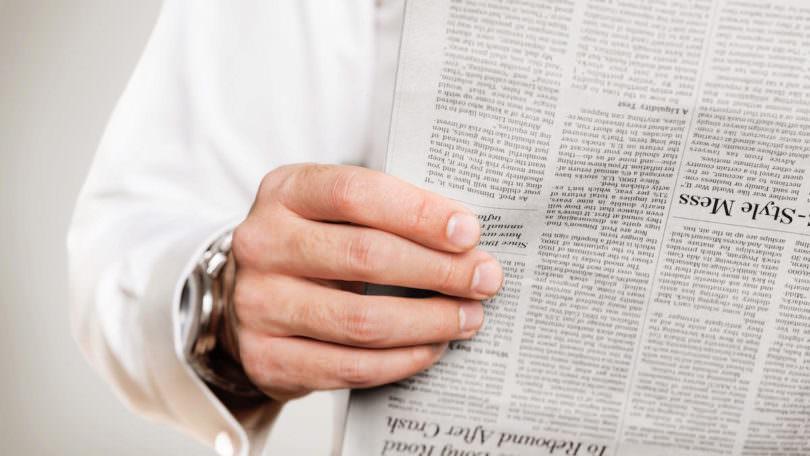 Zeitung, Zeitschrift, Publisher, Verlag
