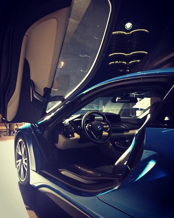 BMW Flügeltür