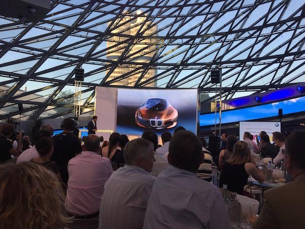 Die Zukunft der Mobilität wurde in München diskutiert