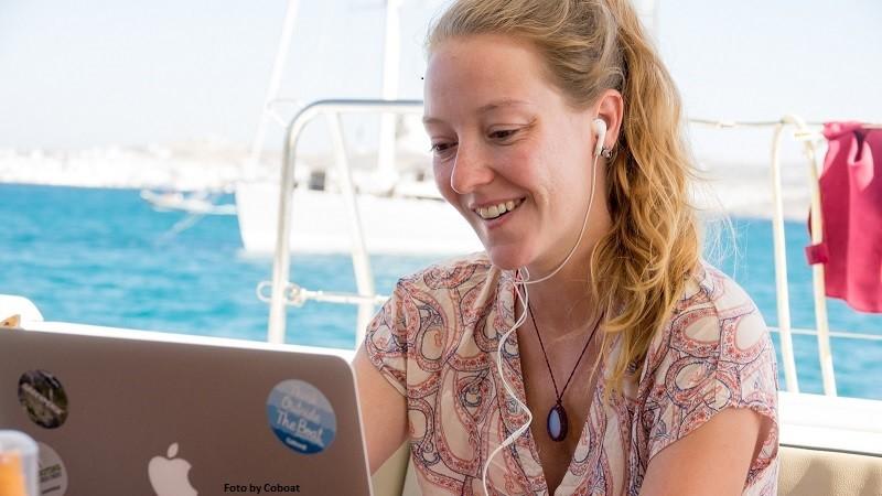 Jennifer Lachs im Skypegespräch mit Mein Leben Digital
