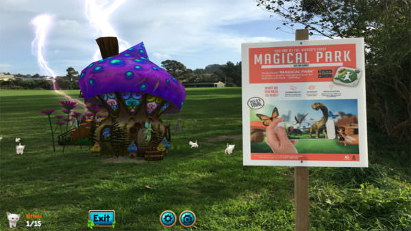 Magical Park (Bild: GEO AR Games)