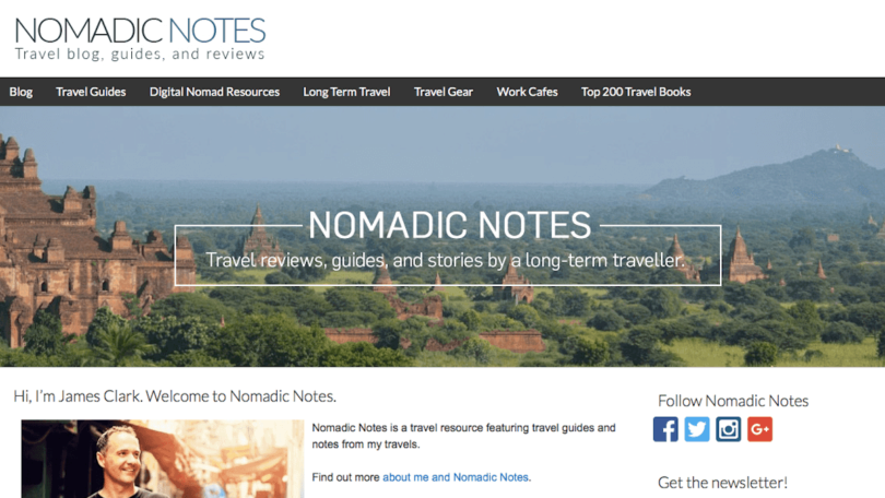 Nomadic Notes