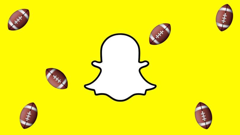 Snapchat, Snap, NFL