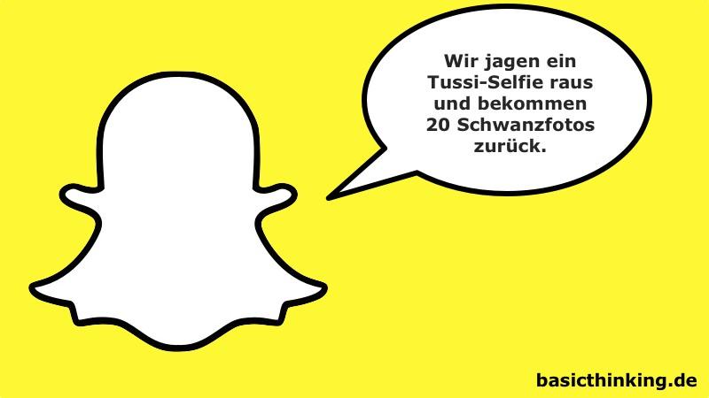 Snapchat Zitat 2