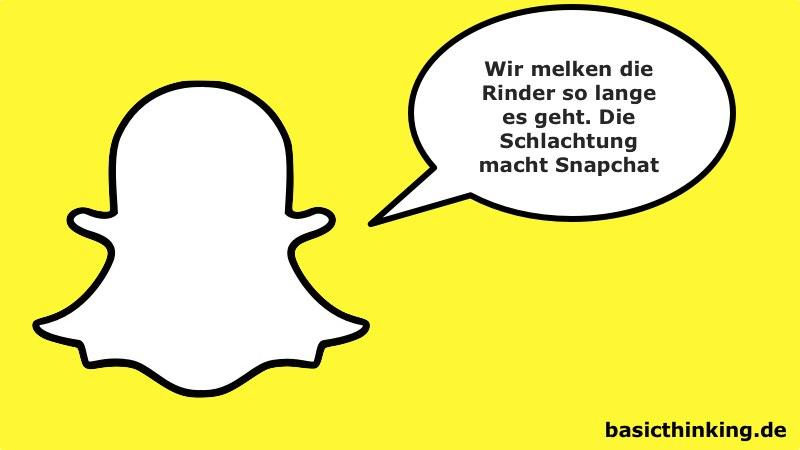 Snapchat Zitat 4