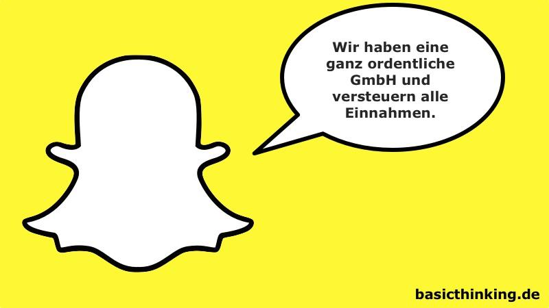 Snapchat Zitat 5