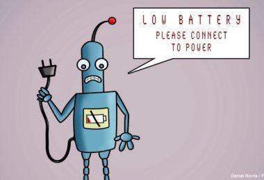 Battery Status API