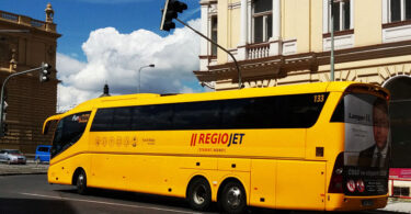 RegioJet StudentAgency
