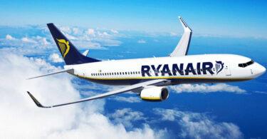 Flugzeug, Ryanair