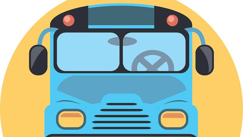 Bus-Illustration
