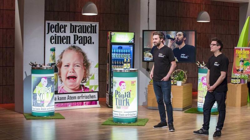 Papa Türk - Die Höhle der Löwen - VOX - Ralf Dümmel