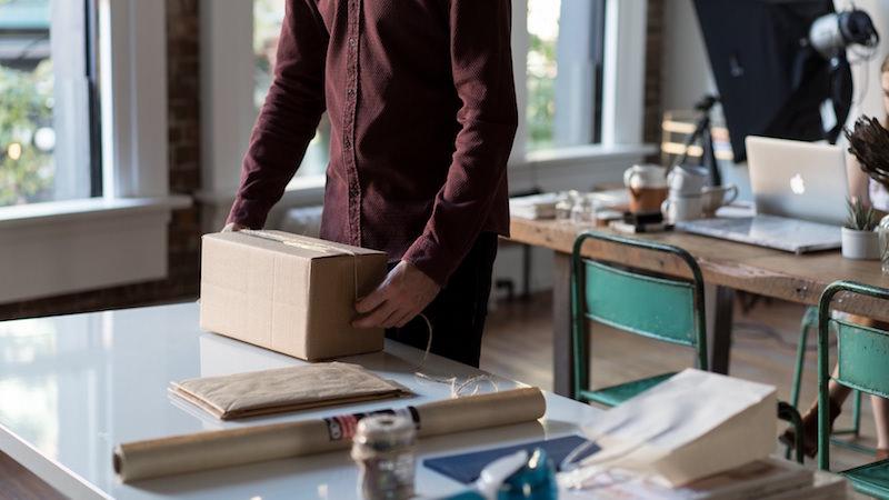 Produktbewertungen Amazon Paket E-Commerce