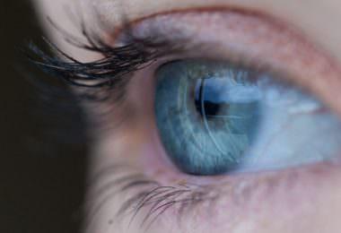 Augen Filter Blase