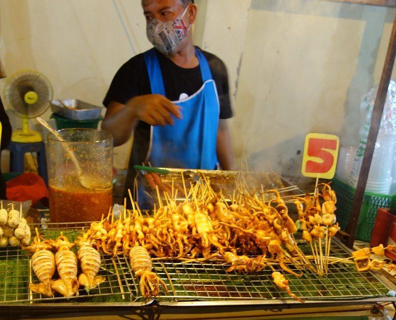 Abendmarkt Nong Khai