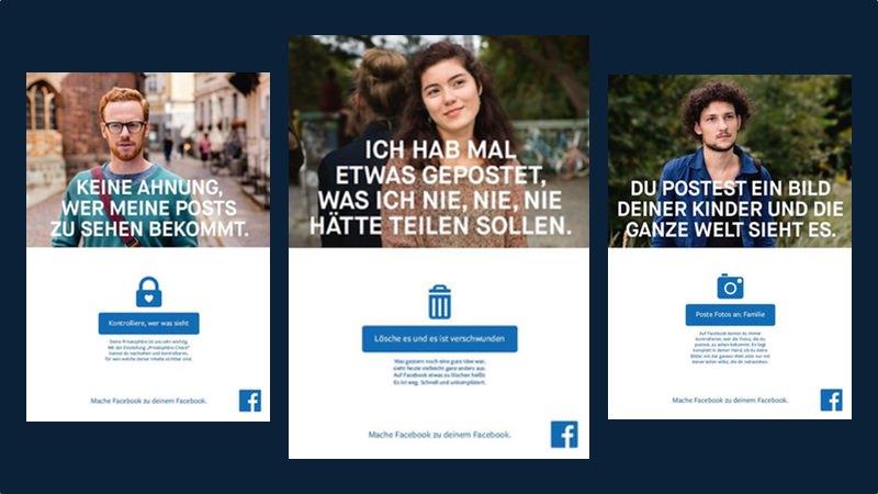 Facebook Mache Facebook zu deinem Facebook Werbung