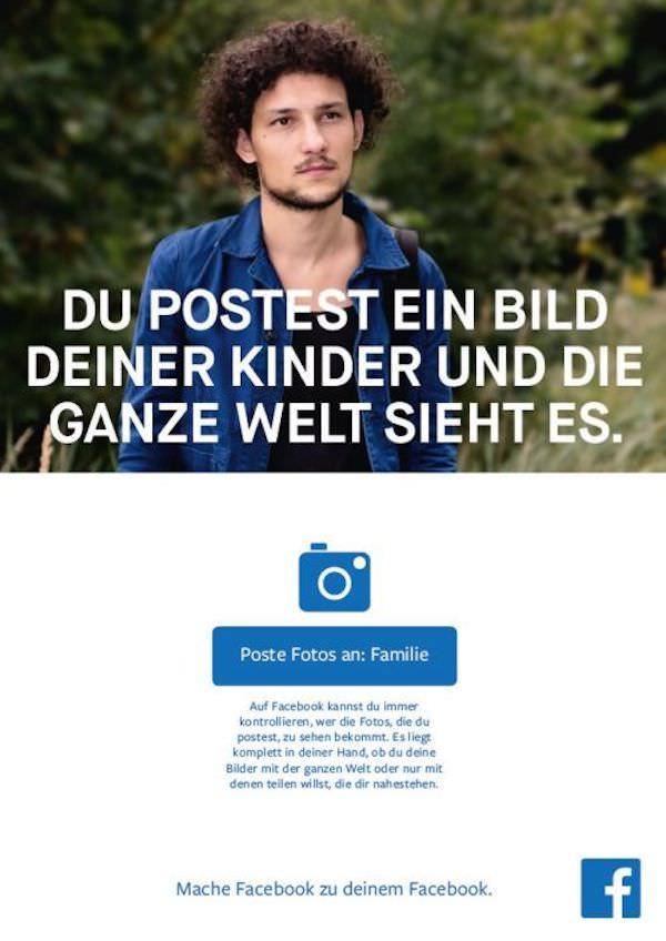 Facebook Werbekampagne Mache Facebook zu deinem Facebook