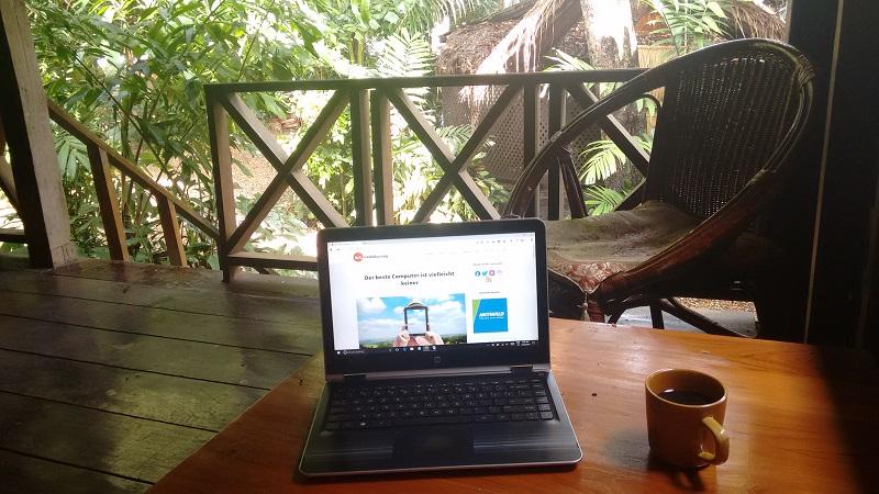 Internetverbindung Nong Khai