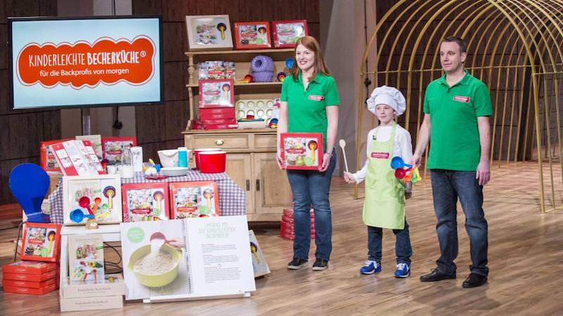 Kinderleichte Becherküche kaufen Die Höhle der Löwen VOX Birgit Wenz
