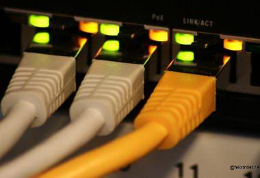 DynDNS Server Netzwerk Internet Technik