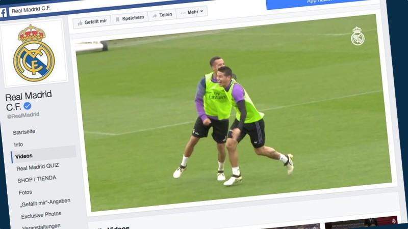 Real madrid tv was bedeutet der wechsel des klub senders for Real madrid tv