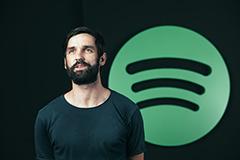 Marcel Grobe ist Leiter der Spotify Unternehmenskommunikation DACH.