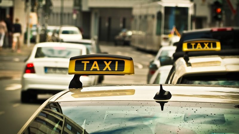 Taxi Stadt