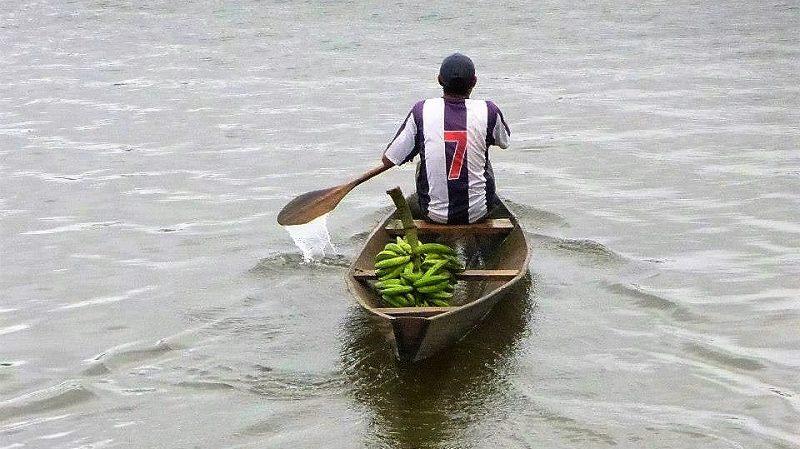 Auf einigen Booten muss man Proviant mitbringen