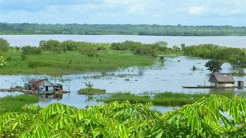 Mitten im Dschungel: Iquitos