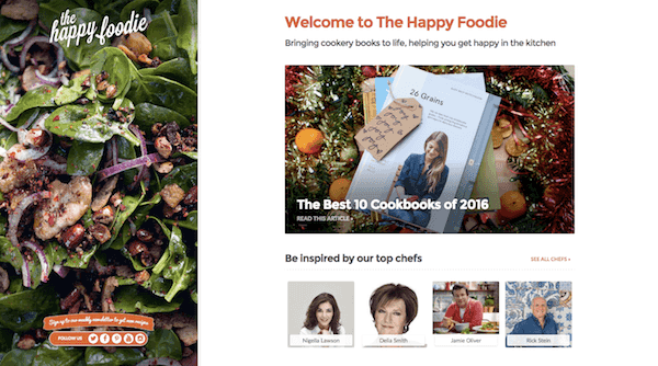 Penguin Books – The Happy Foodie