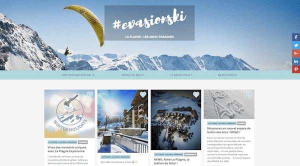 Pierre et Vacances – #Evasionski