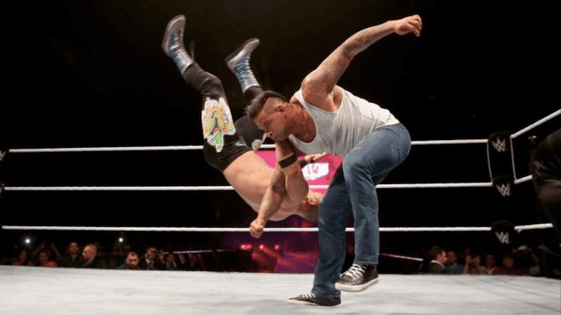 Tim Wiese WWE