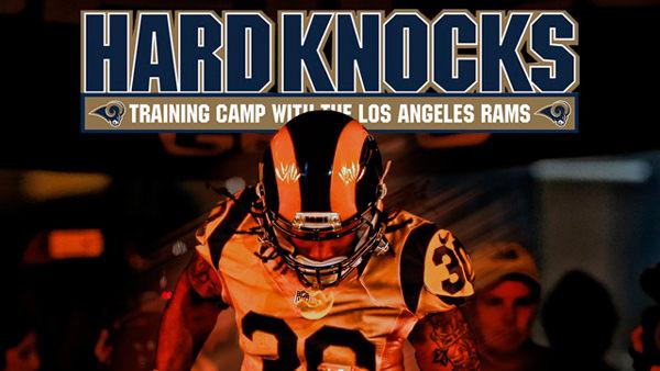 Hard Knocks Los Angeles Rams LA Serie NFL