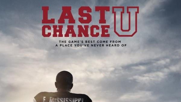 Last Chance U Netflix EMCC Serie