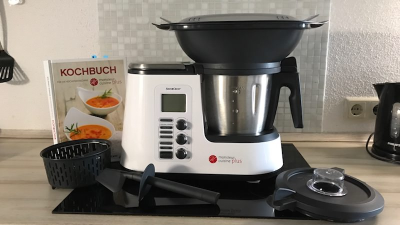 Monsieur Cuisine Plus Test Thermomix