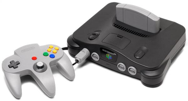 Nintendo 64 Super Mario