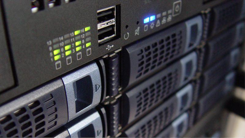 Vorratsdatenspeicherung Server Daten Technik Computer