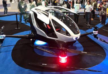CES 2017 Automobil Autos Mobilität Zukunft
